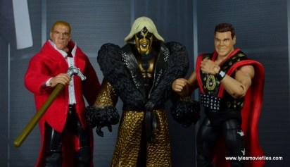WWE Survivor Series Teams -1996 Hunter Hearst Helmsley and Jerry Lawler