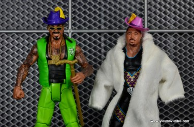 WWE Survivor Series Teams -1999 The Godfather and D-Lo Brown
