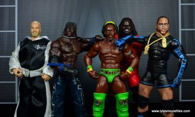 WWE Survivor Series Teams -2009 - Team Kofi - Christian, R-Truth, Kofi Kingston, Mark Henry and MVP