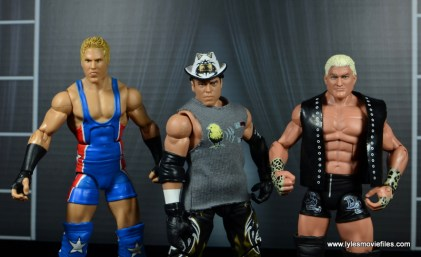WWE Survivor Series Teams -2009 Team Miz - Jack Swagger, The Miz and Dolph Ziggler