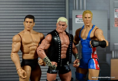 WWE Survivor Series Teams -Team 2011 Team Barrett Cody Rhodes, Dolph Ziggler and Jack Swagger