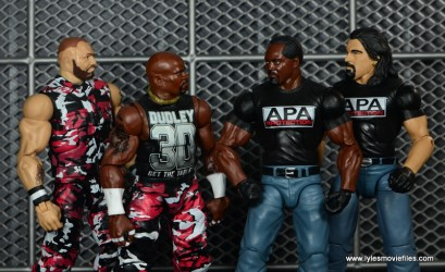 WWE Survivor Series Teams -The Dudley Boyz and The Acolytes