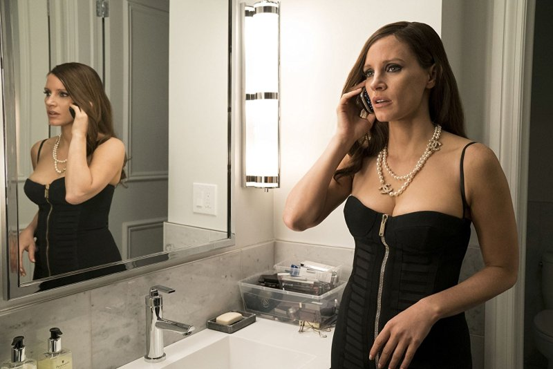 molly's game - jessica chastain as molly bloom