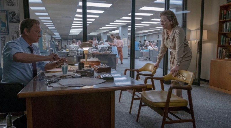 The Post movie review - Tom Hanks Meryl Streep