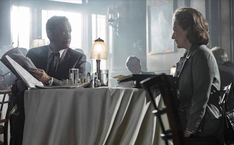 The Post movie review -Tom Hanks and Meryl Streep