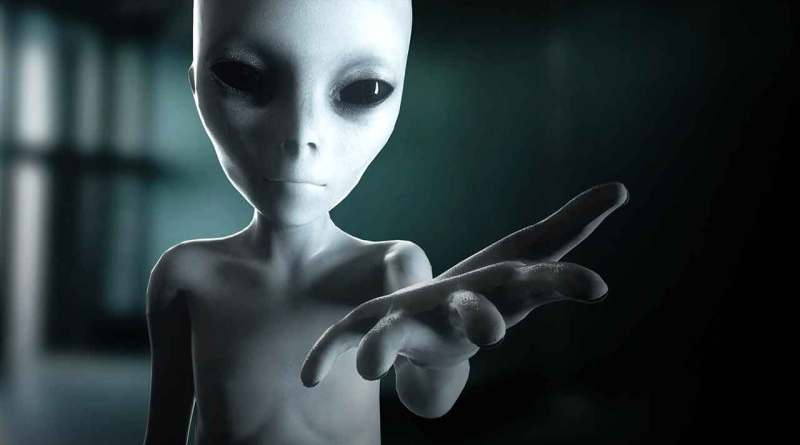 Alien Intrusion Unmasking the Deception giveaway