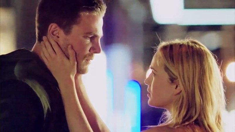 Arrow - Oliver and Sara
