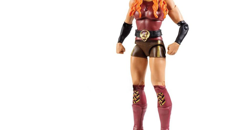 WWE Walgreens Becky Lynch