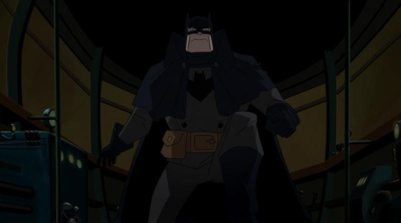 Batman Gotham By Gaslight trailer Batman