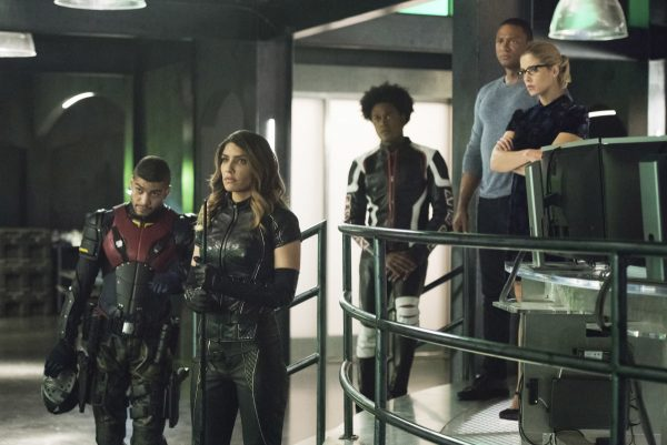 Arrow Irreconcilable Differences review - Team Arrow