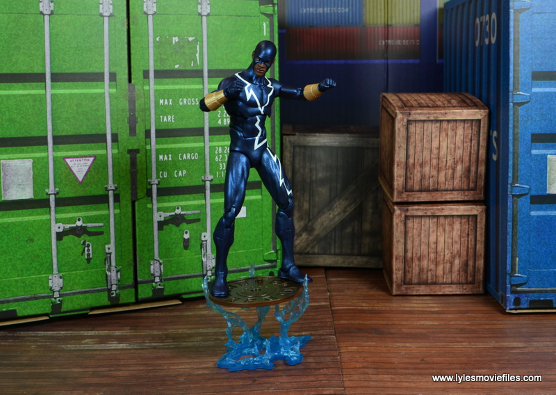 DC Icons Static figure review -standing on base