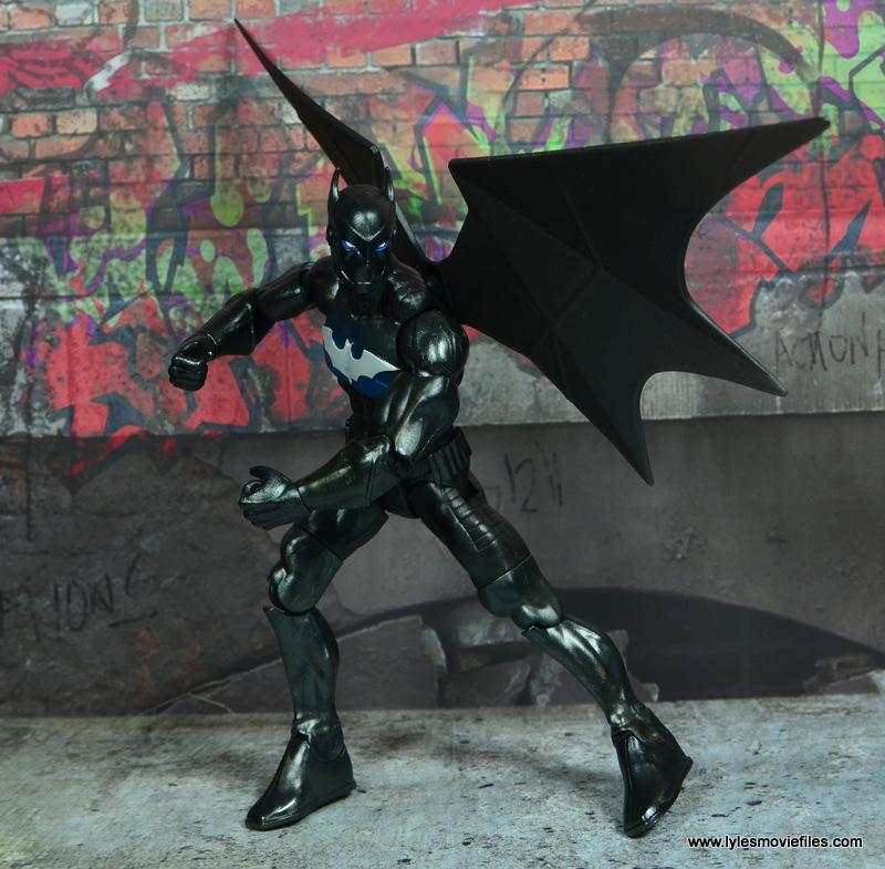 DC Multiverse Batwing figure review - battle ready