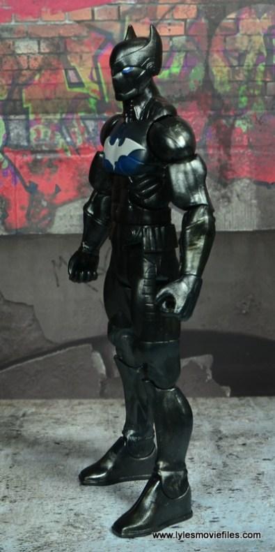 DC Multiverse Batwing figure review - left side