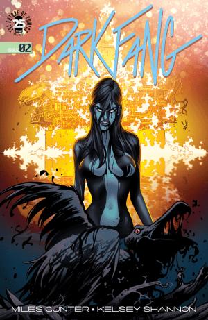 Dark Fang #2 cover