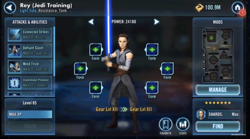Rey's Hero's Journey