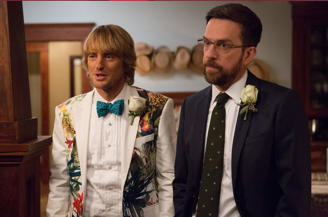 Father Figures – giveaway - Owen Wilson and Ed Helms