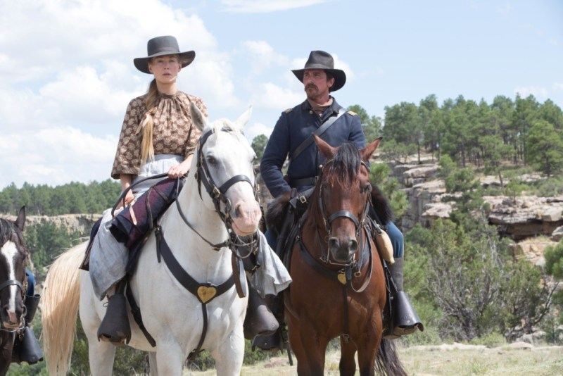 Hostiles movie review - Rosaline and Blocker