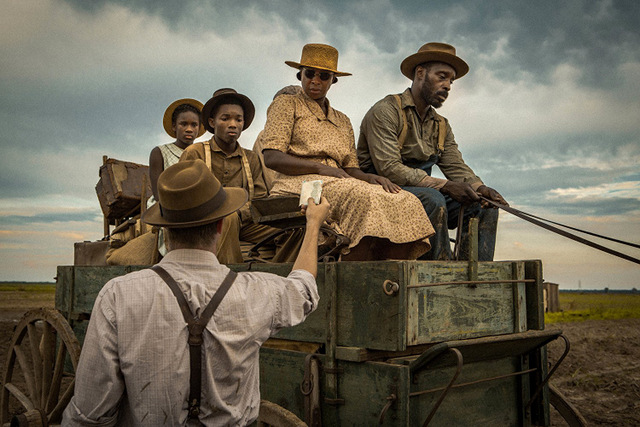 Mudbound review - Jason Clarke, Mary J. Blige and Rob Morgan