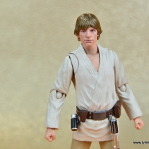 SH Figuarts Luke Skywalker figure review -main pic