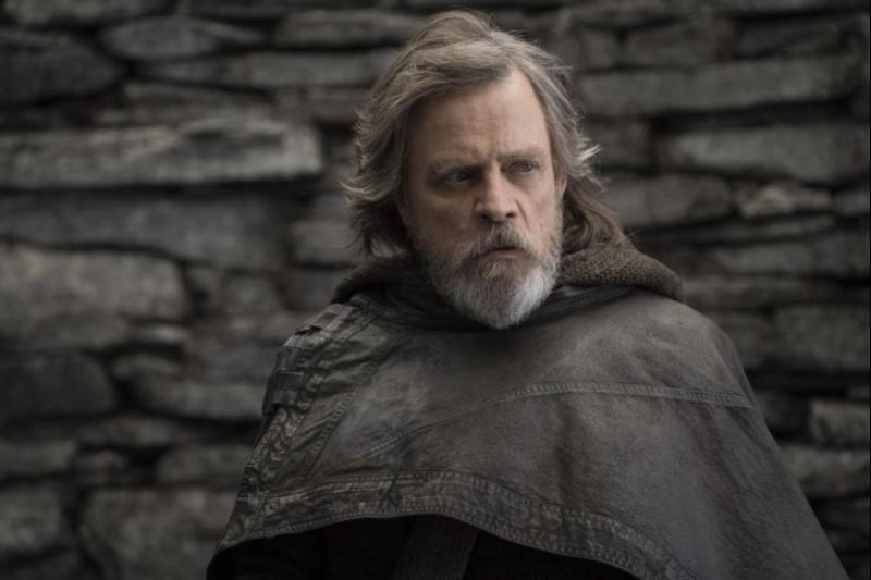 Star Wars The Last Jedi review - Luke Skywalker