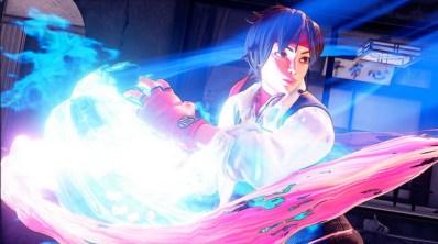 Street Fighter V Sakura PlayStation
