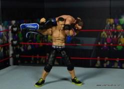 WWE Elite 50 John Cena figure review -Attitude Adjustment to AJ Styles