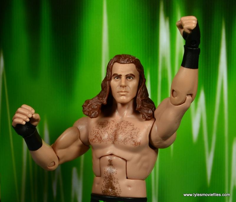 WWE Elite D-Generation X Shawn Michaels figure review - DX soundwave