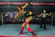 WWE Elite D-Generation X Shawn Michaels figure review - hurricarana to Shamrock