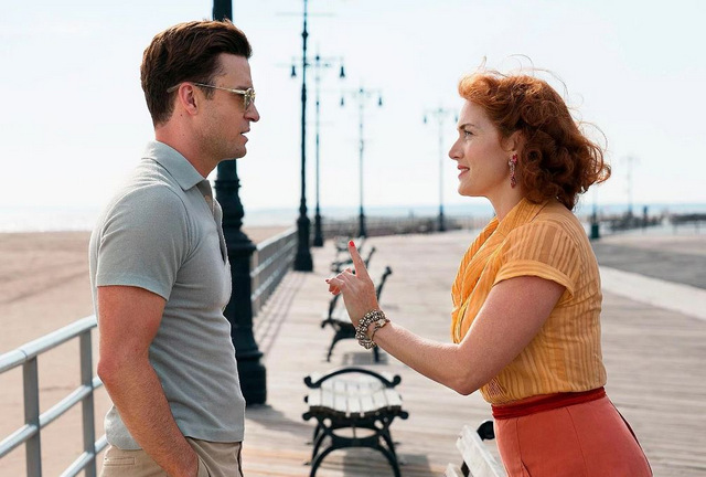 Wonder Wheel review - Justin Timberlake and Kate Winslet