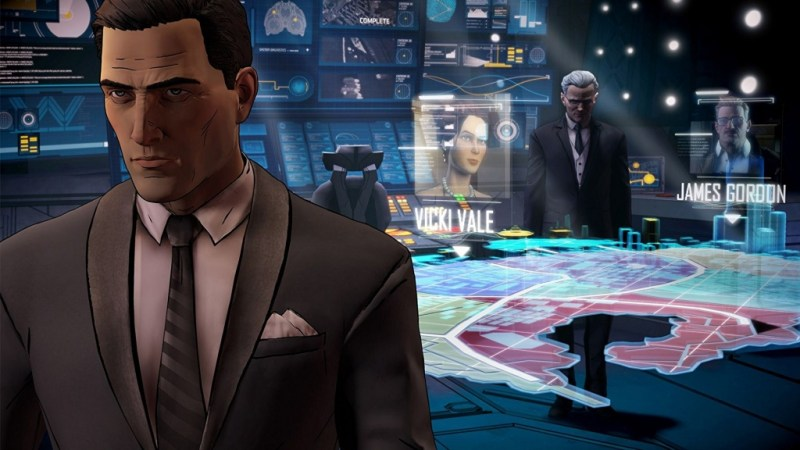 batman the telltale series game review -bruce wayne and alfred