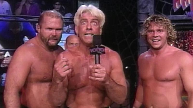 ric flair and the four horsemen 1995