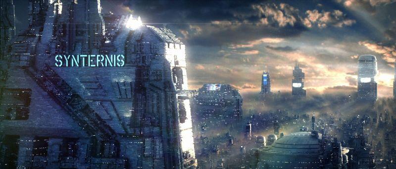 2047 virtual revolution review -city scape