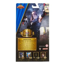 WWE Hall of Champions Undertaker rear package