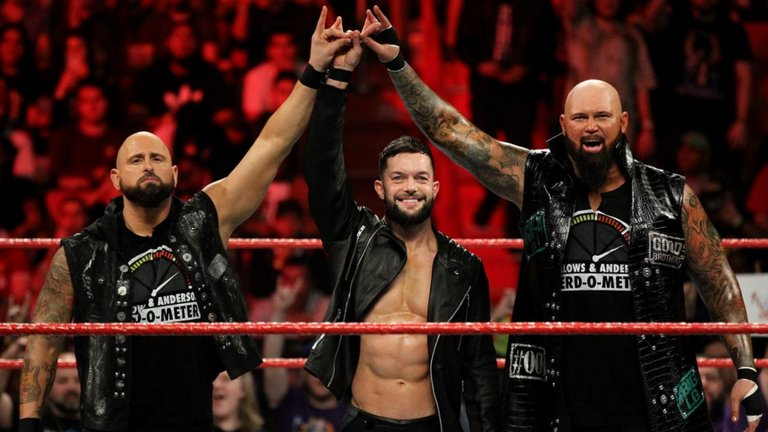 The Balor Club 2018