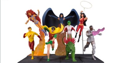 DC Collectibles reveals DC Core PVC line