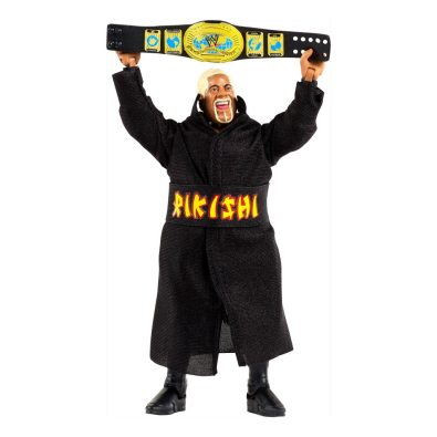 WWE Hall of Champions Elite Collection Rikishi with ic title