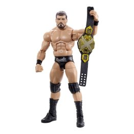 WWE NXT TakeOver Bobby Roode with belt