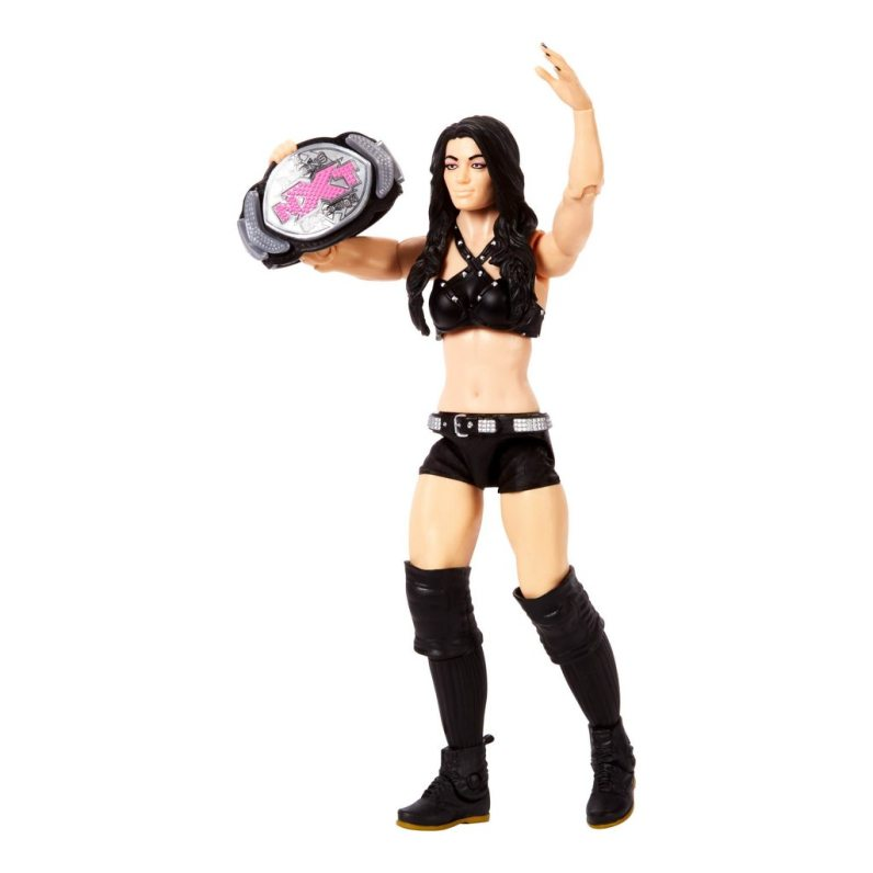 WWE NXT TakeOver Paige Figure side