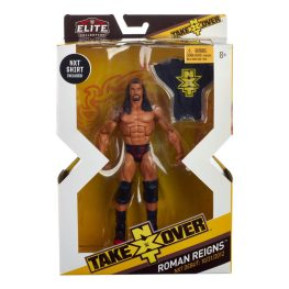 WWE NXT TakeOver Roman Reigns package front