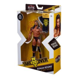 WWE NXT TakeOver Roman Reigns package side