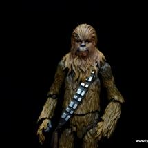 bandai sh figuarts chewbacca figure review - main pic