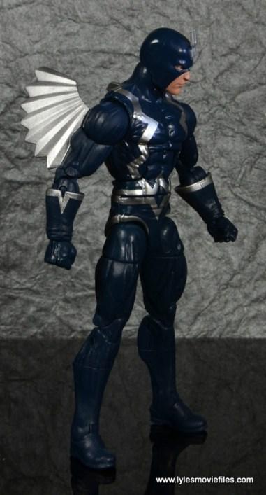 marvel legends black bolt figure review -right side