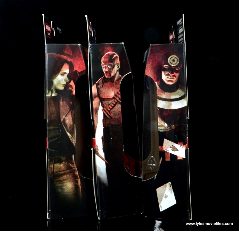 marvel legends build a figure man thing package side portraits