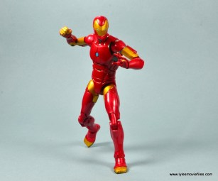 marvel legends invincible iron man figure review -ready to punch