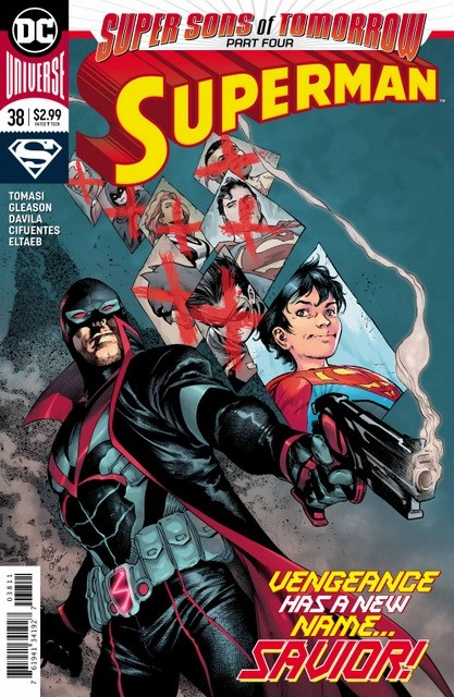 superman 38 cover