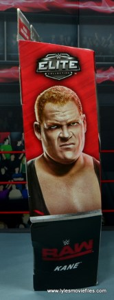 wwe elite 47b kane figure review -package right side