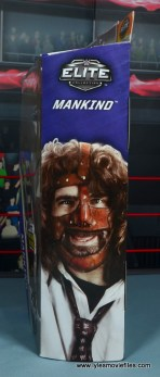 wwe summerslam elite mankind figure review - package left side