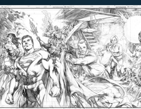 Brian Michael Bendis Ivan Reis man of steel