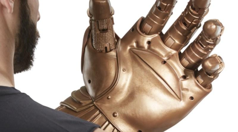marvel legends infinity gauntlet hands open