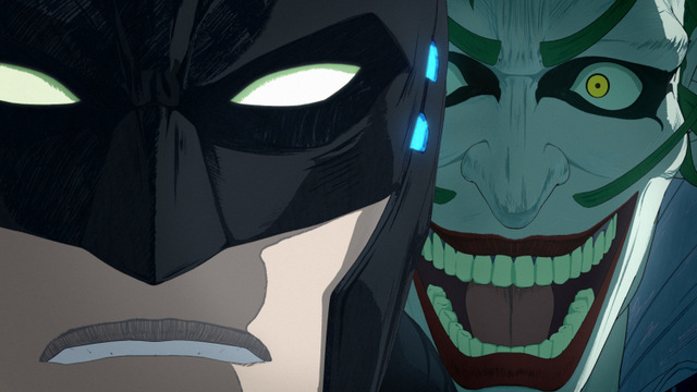 Batman Ninja - Batman-Joker-closeup